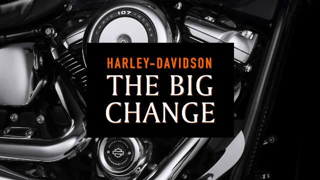 『THE BIG CHANGE』!!!   4/30まで