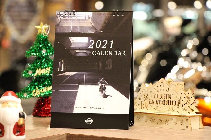 2021年卓上カレンダー入荷‼